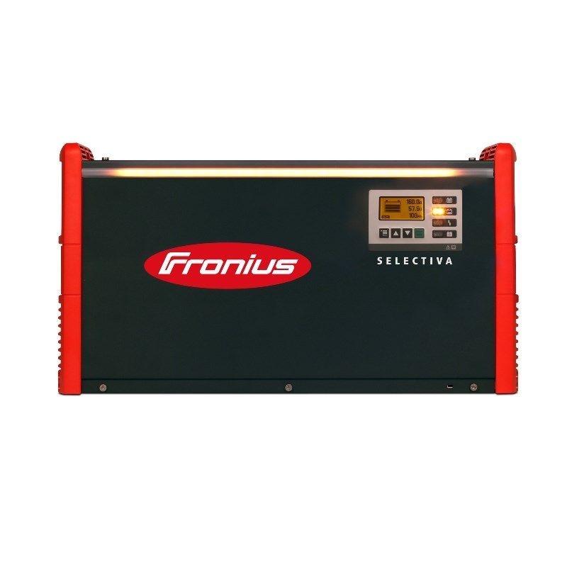 Fronius Selectiva 4060 Hochfrequenzladeger 228 T 48v 60a Ohne